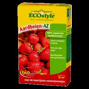 ECOstyle Aardbeien AZ 800 gram natuurlijke meststof NKP 7-3-10 voor zacht fruit