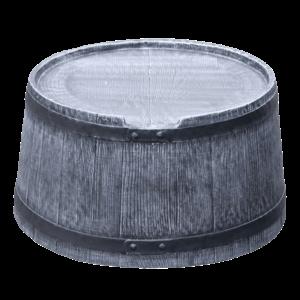 Roto Roto Regenton Voet Grijs