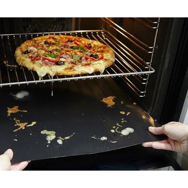 set van 2 Grill ovenmatten