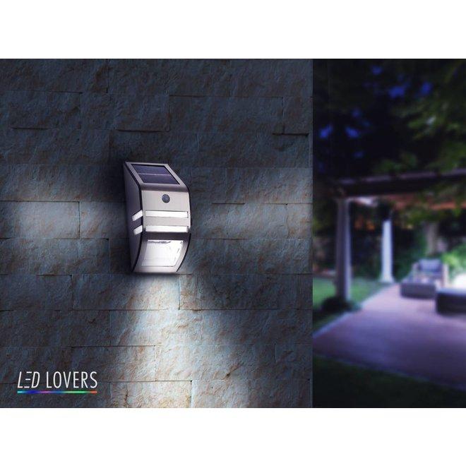 Draadloze LED Buitenlamp met zonnecel
