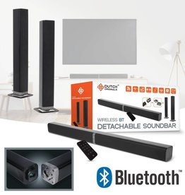 Dutch Originals Double Soundbar