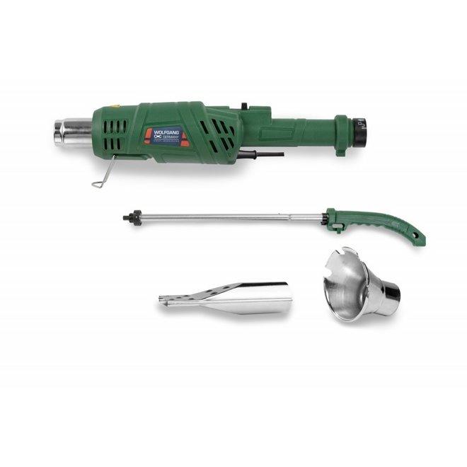 Elektrische Onkruidbrander / BBQ-starter XL 2000W Wolfgang