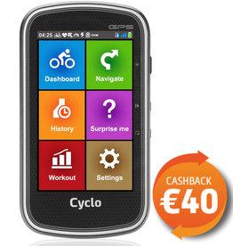 Mio Mio fietsnavigatie Cyclo™ 605 HC