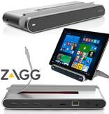 Zagg Workstation Desktop Dock USB-C - Maak Van Je Tablet Een Desktop Computer