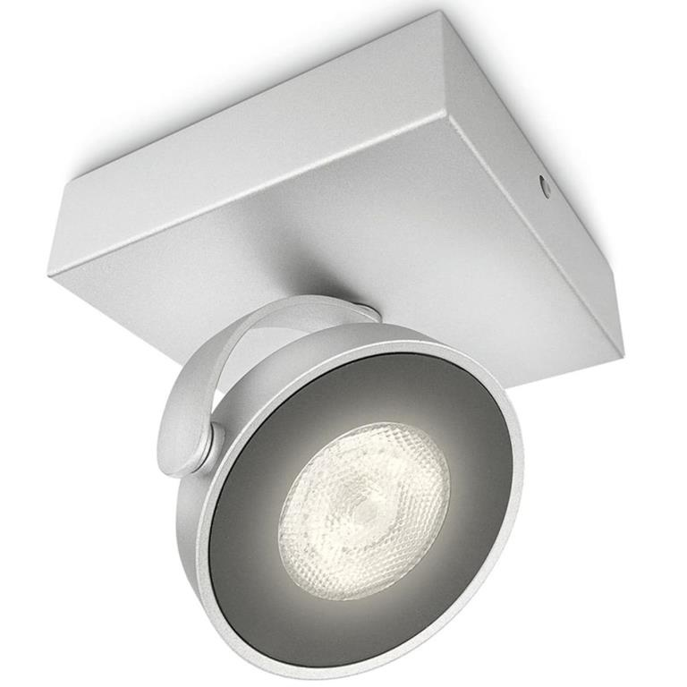 Philips myLiving LED-spotlight Clockwork zilver