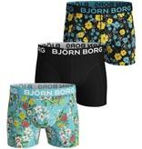 Bjorn Borg SHORTS BB BLOSSOM & BB SPRING 3p