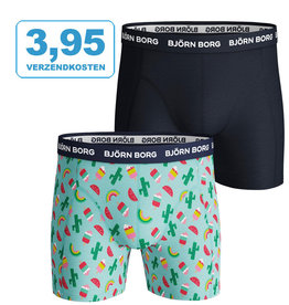 2-Pack Bjorn Borg boxers AT THE BEACH