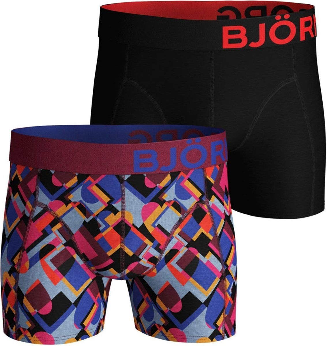 2-Pack Bjorn Borg boxers AMOUR