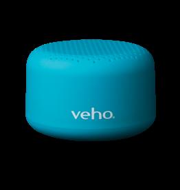 Veho M1 oplaadbare bluetooth speaker 3 watt blauw