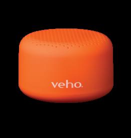 Veho M1 oplaadbare bluetooth speaker 3 watt oranje