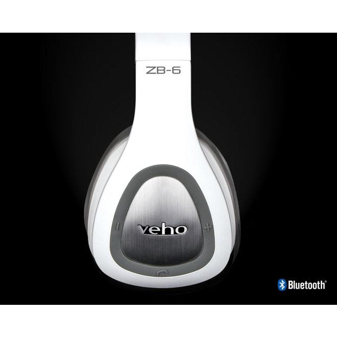 """Veho ZB6 opvouwbare draadloze koptelefoon """"Ice White"""""""