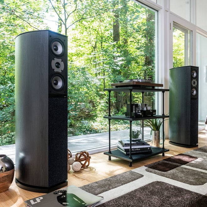 JAMO D590 speakers - 50th anniversary edition