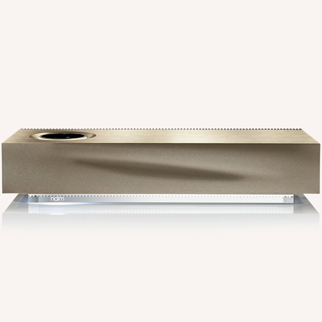 Naim Mu-So Champagne All-in-One music system (limited edition)
