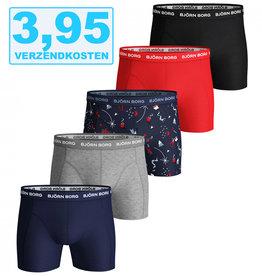 5-Pack Bjorn Borg boxers