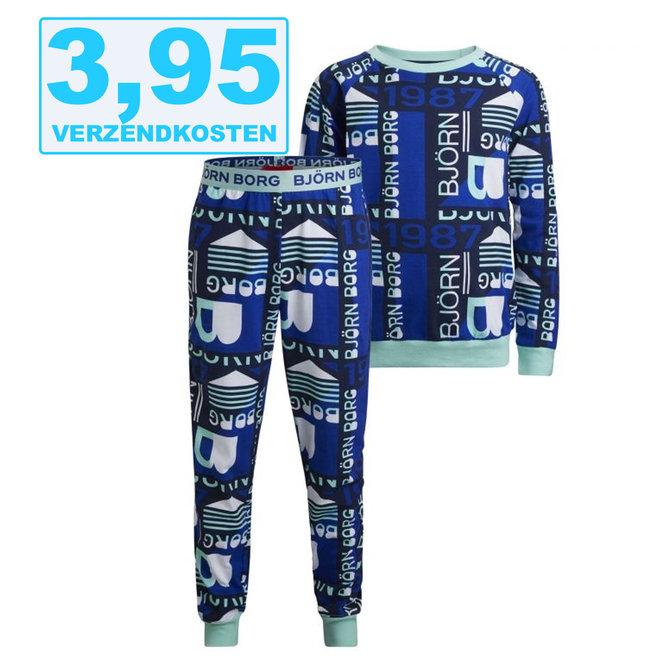 Bjorn Borg Kinderpyjama