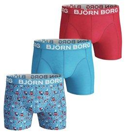 3 Bjorn Borg boxers - Maat L