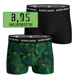 2 pack Bjorn Borg boxers