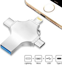 4in1 USB opslag