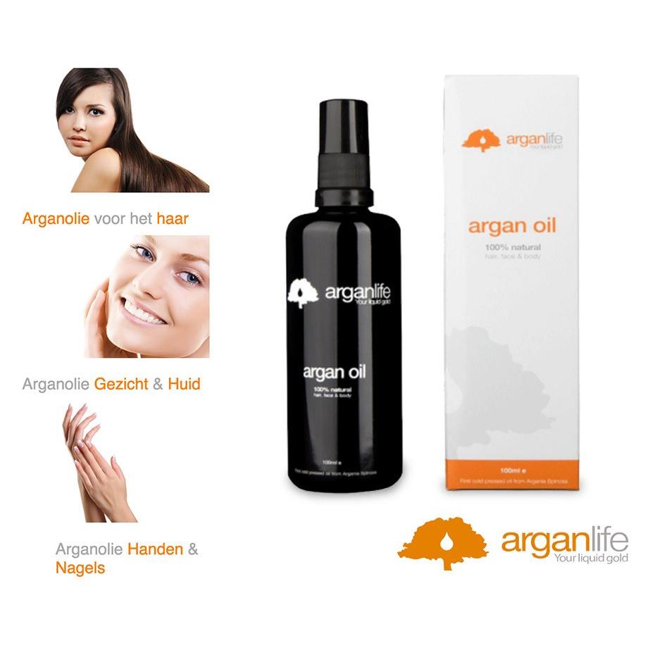 Arganlife Pure Arganolie 100 ml