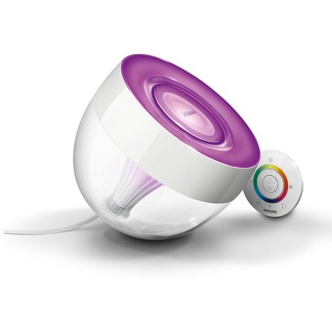 Philips LivingColors Iris Clear LED-lamp