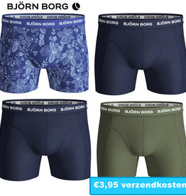 4 Bjorn Borg boxers WINTER TONES
