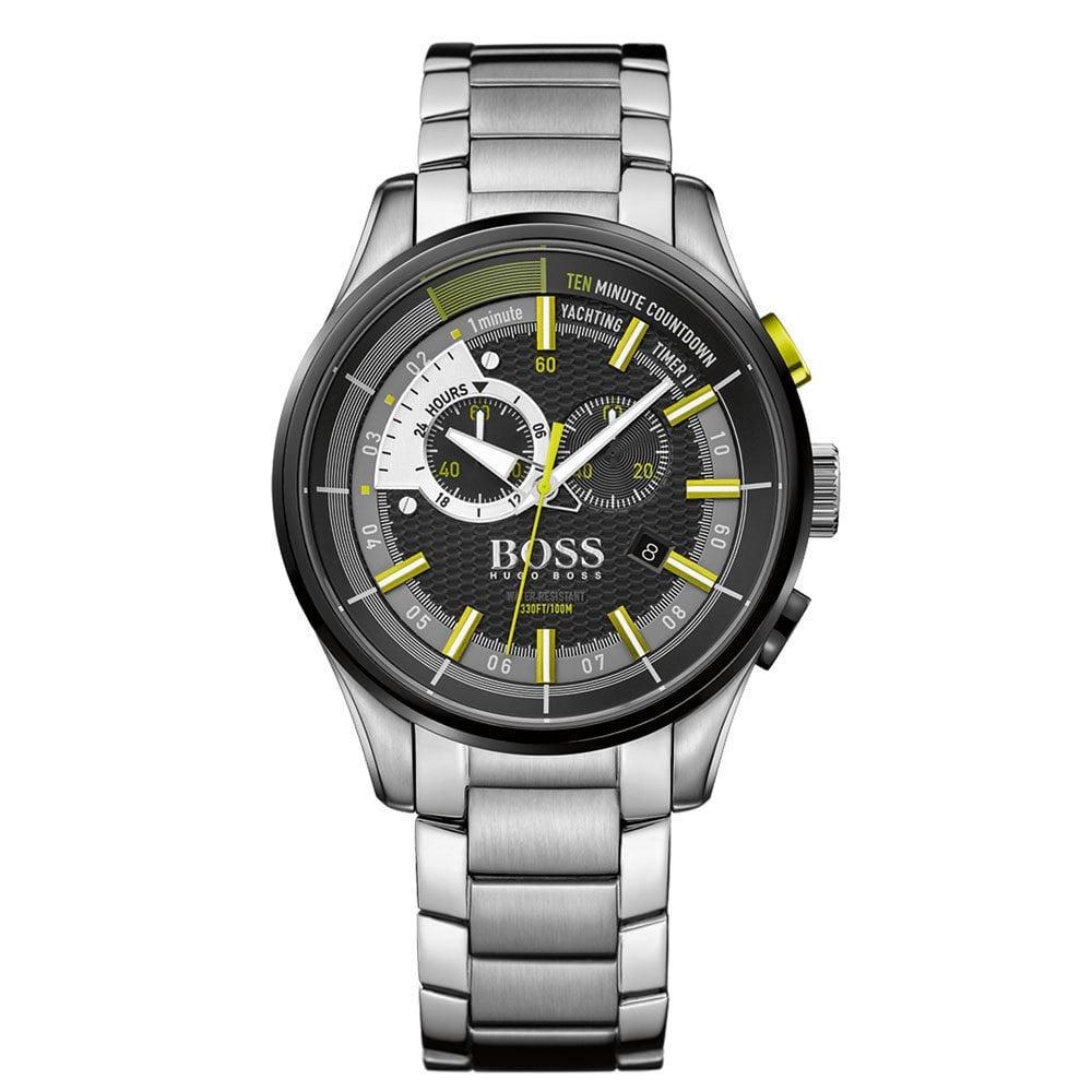 Hugo Boss Yachting timer Heren horloge