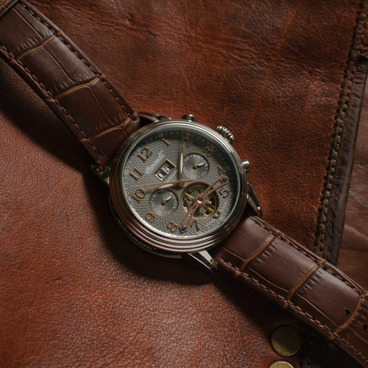 Ingersoll San José Heren horloge