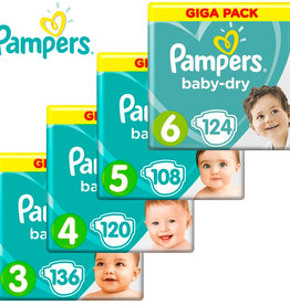 Pampers XL