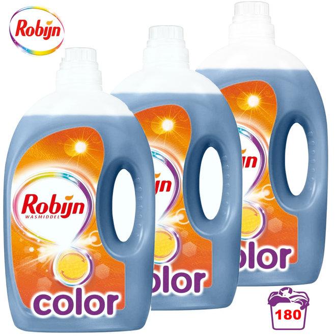 ROBIJN Vloeibaar wasmiddel voor 180 wasbeurten WIT