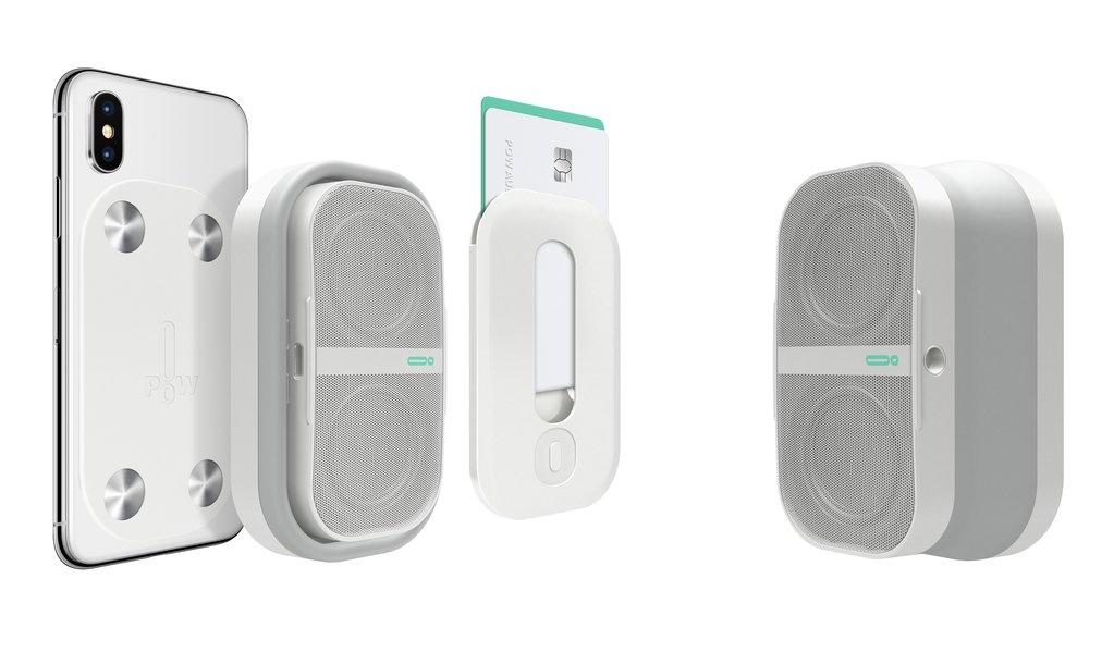 POW audio bluetooth speaker MO