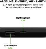 Belkin Powerbank 5K met lightning kabel