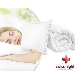 Swiss nights antibacterieel dekbed + kussens