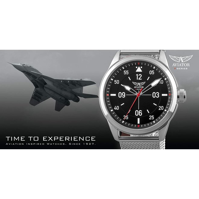 Aviator Flight Series horloge
