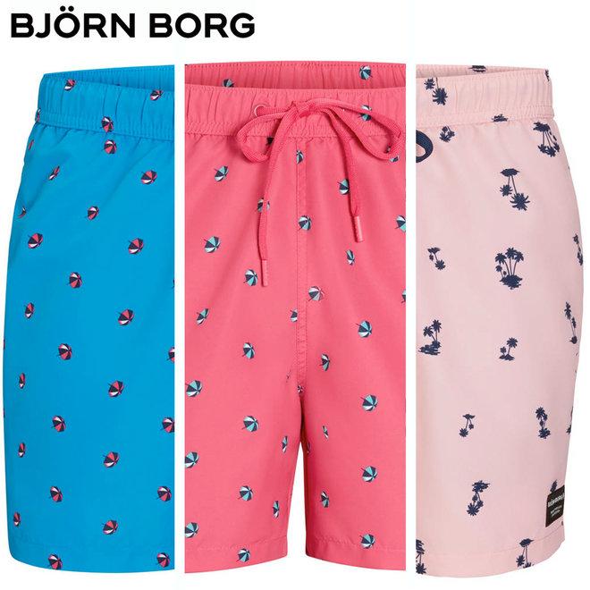 Bjorn Borg Sylvester zwemshorts in 3 kleuren