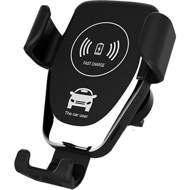 Universele auto telefoonhouder met draadloze lader - 10W - Snellader