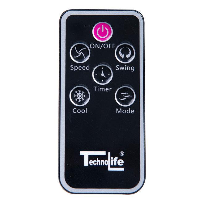 Mobiele aircooler zonder slang of buitenunit