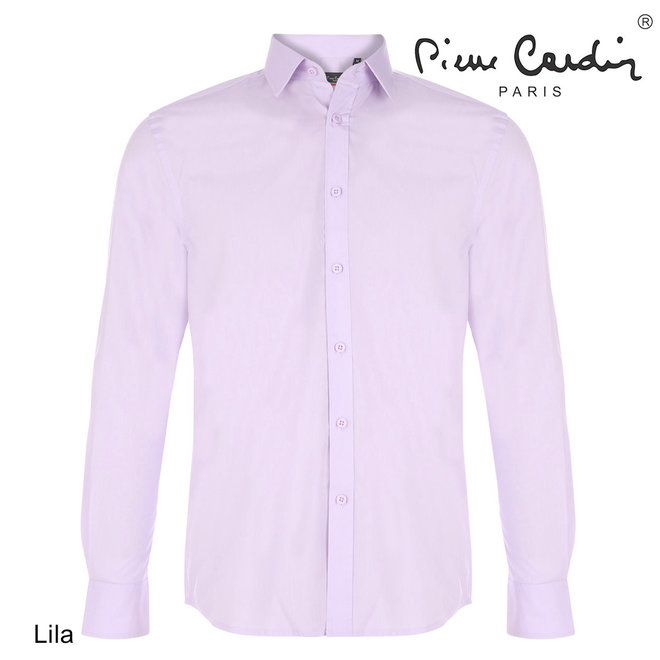 Luxe overhemden van Pierre Cardin