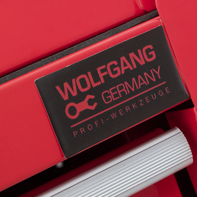Wolfgang Metalen Trolley 92-delig