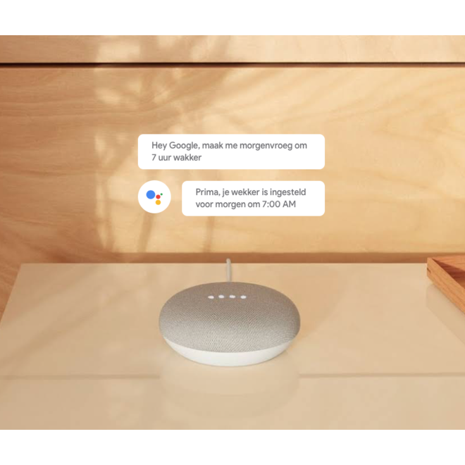 Google Nest Mini - Google Assistant Speaker