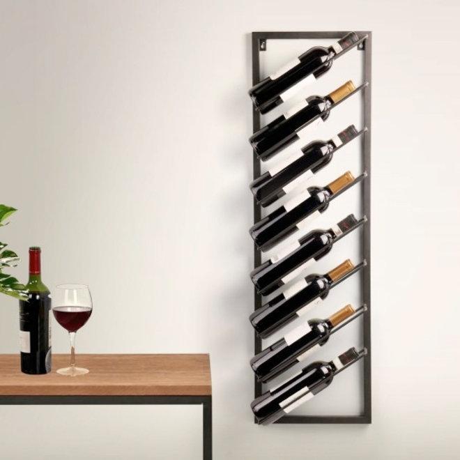 Wijnrek voor 8 flessen wijn