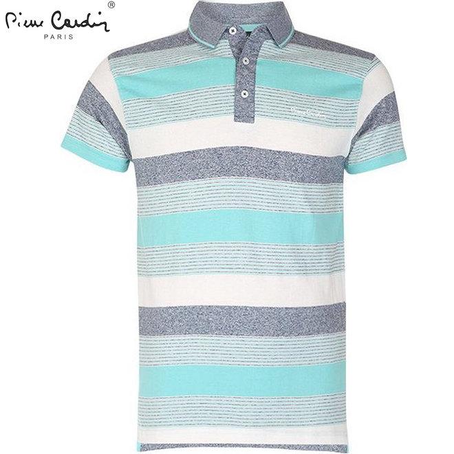 Pierre Cardin polo's voor heren in diverse kleuren | Topkwaliteit van 100% katoen - Extra afgeprijsd, OP=OP!