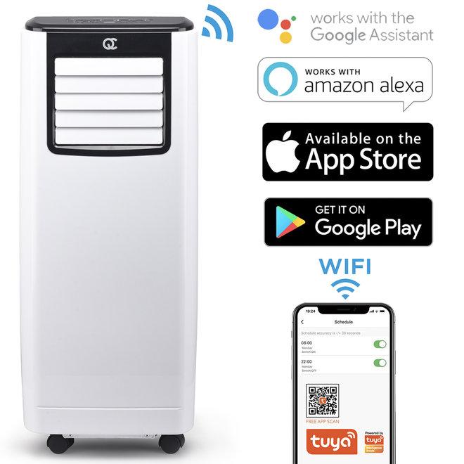 Slimme Mobiele Airco 9000 BTU met WIFI
