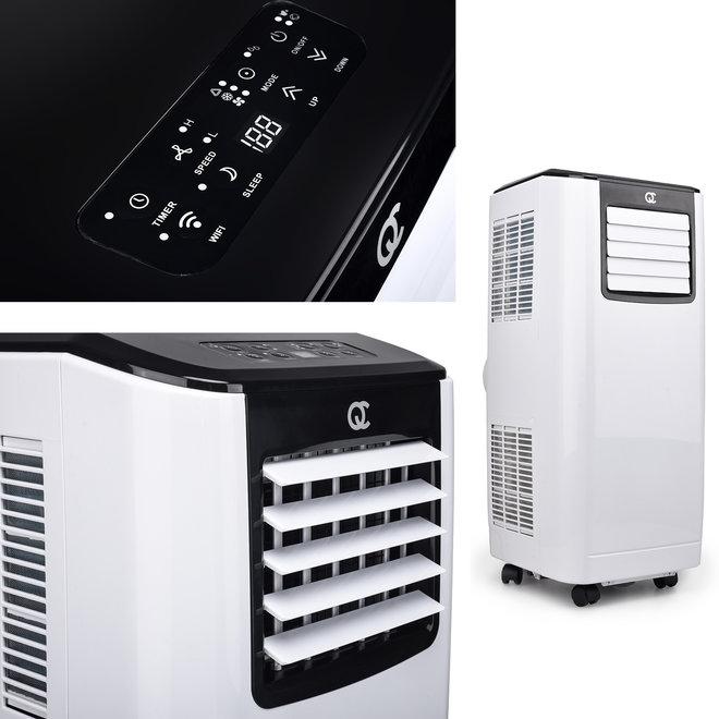 Krachtige airconditioning te bedienen via je mobiel (oa)