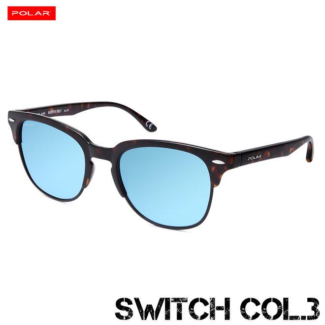 Polar zonnebrillen met gepolariseerde glazen