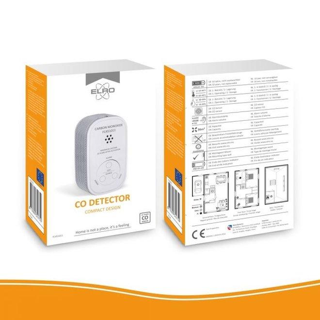 Elro Pro Cosense 9M Koolmonoxidemelder