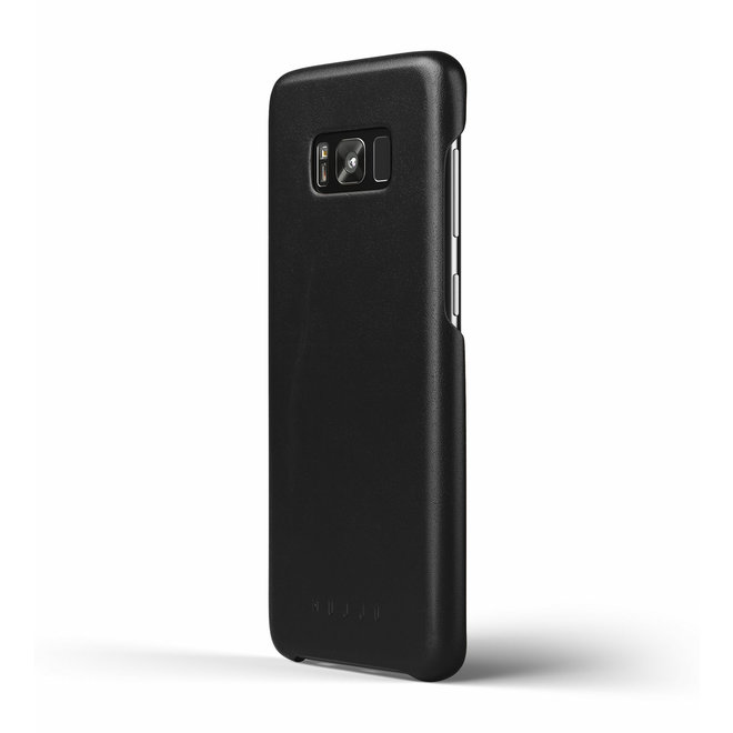 Leather Case voor Galaxy S8+ Black