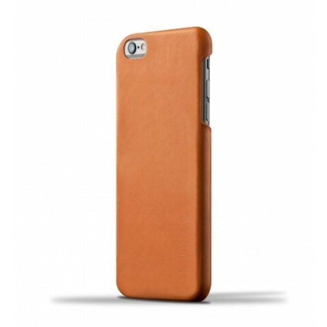 Leather Case voor iPhone 6(s) Plus - Tan