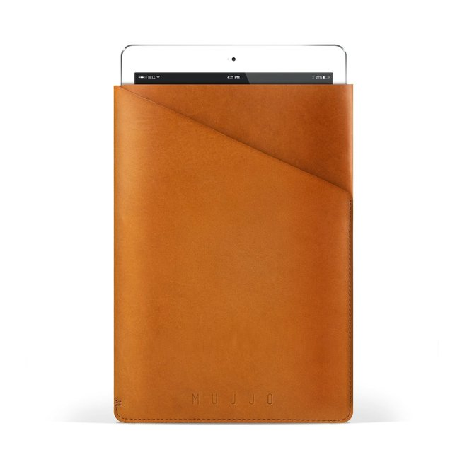 Slim Fit iPad Air Sleeve - Tan