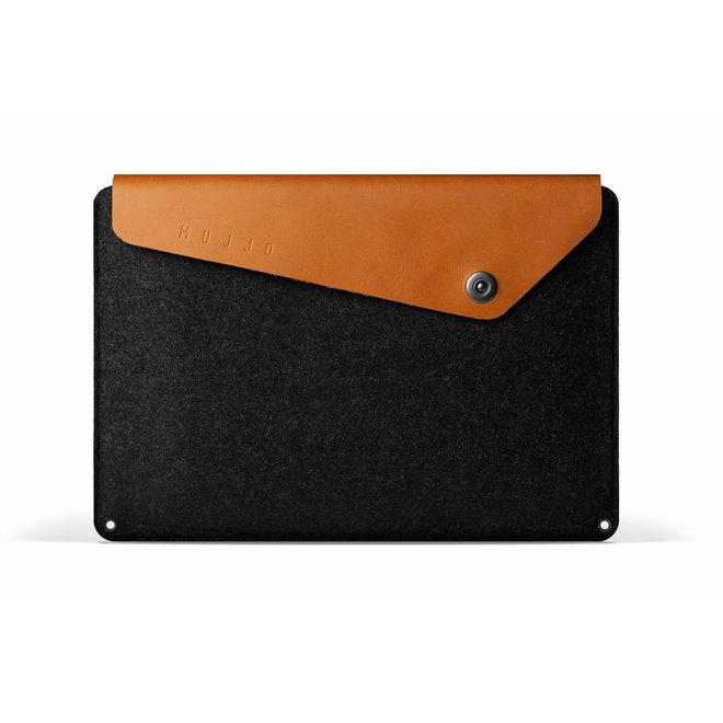 """Sleeve voor 15"""" Macbook Pro - Tan"""