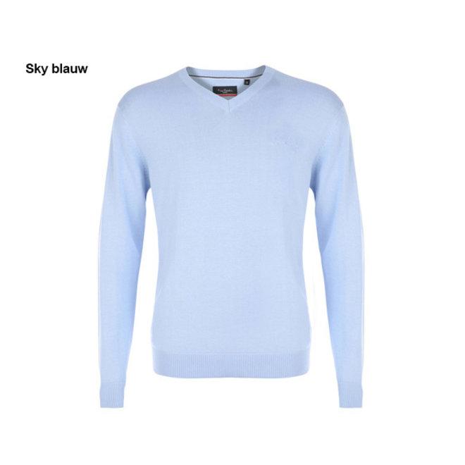 Pierre Cardin Pullover - V-hals trui met lange mouwen